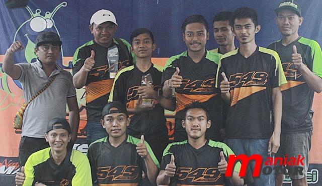 Kaboci, Bogor, Road race, Yamaha