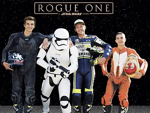 Rossi bersama tim VR46