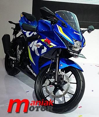 Suzuki, GSX150, Jakarta
