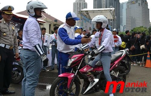 Wahana, Honda, Safety, Jakarta