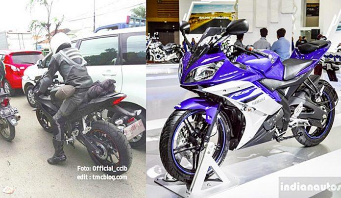 Yamaha, R15, V5 3.0