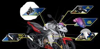 Yamaha, newvixion, baru