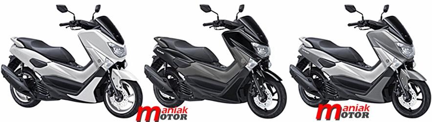 Yamaha, NMAX, Warna, baru, harga