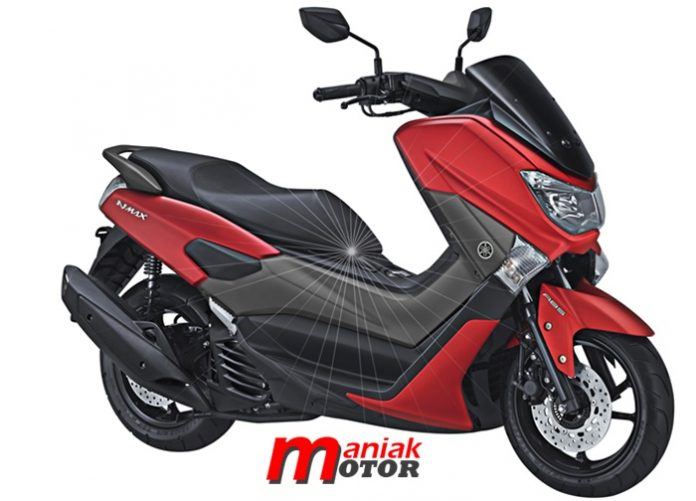 Yamaha, NMAX, Warnabaru, Harga