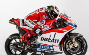 Lorenzo Ducati 2017