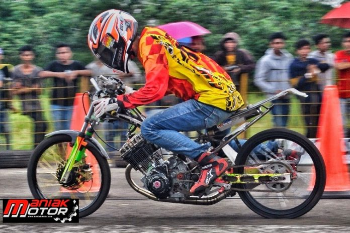Drag bike Cicangkal