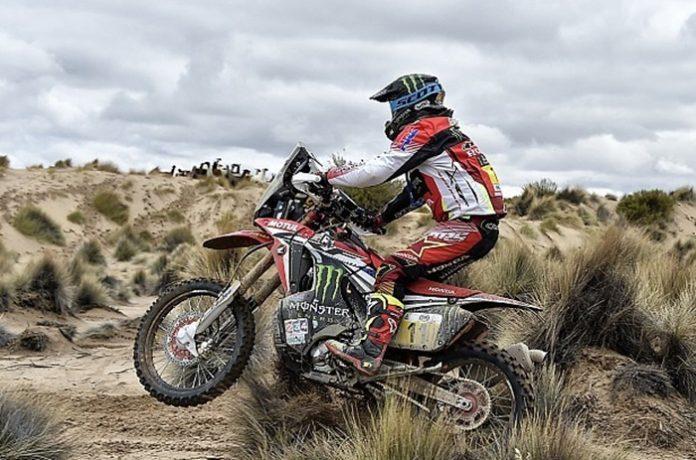 Dakar, Salta, stage 8