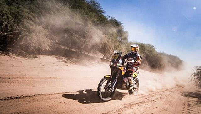 Dakar, Toby Price, Argentina