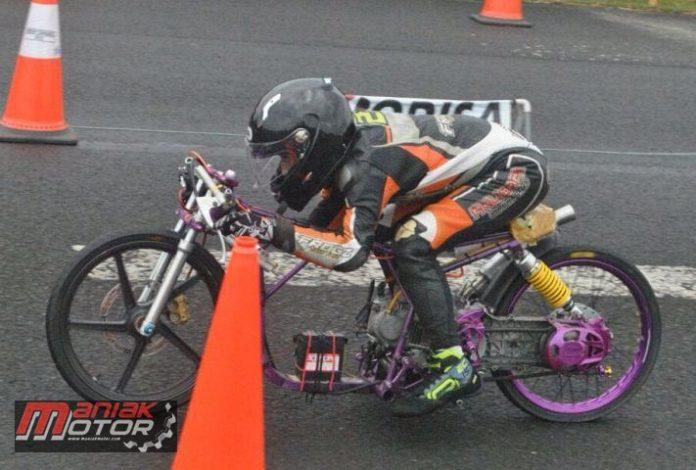 Yamaha Mio Drag Bike VRG