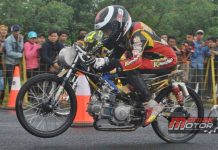 Drag Bike Cicangkal 28 Januari 2017
