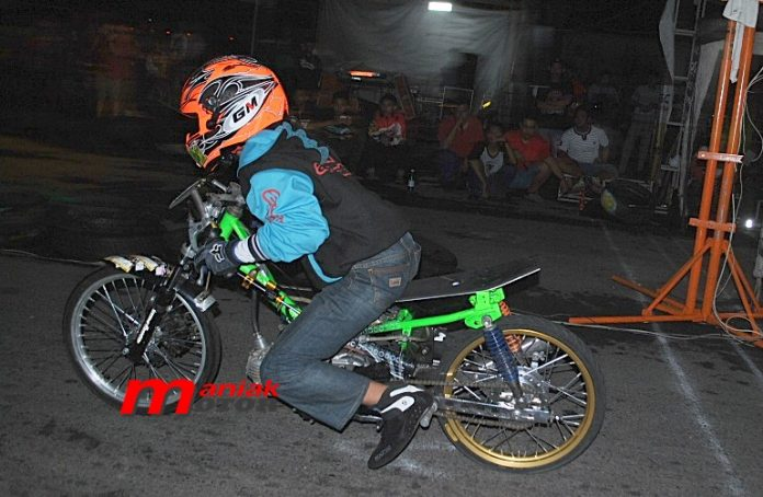 Drag Bike Semarang 2017