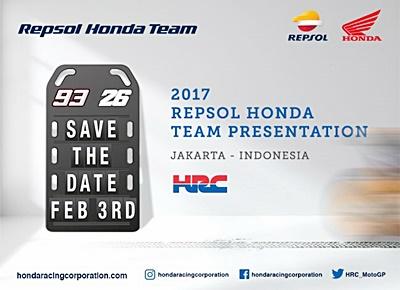 Honda, HRC, Indonesia