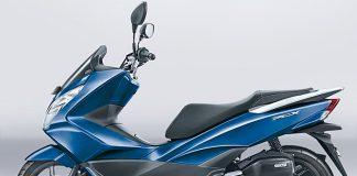 Honda, PCX, Warna baru