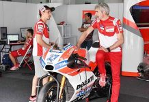 Sepang, Lorenzo, Ducati