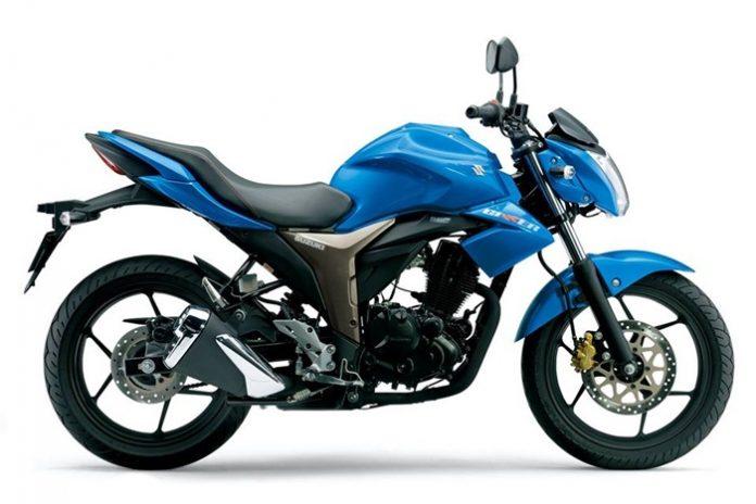 Suzuki,Gixxer, Jepang import