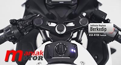 Suzuki, GSX-R150, Indikator