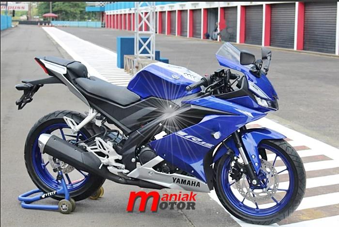 Yamaha, New R15, Vinales
