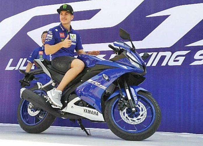 Yamaha, R15, Vinales, Sentul