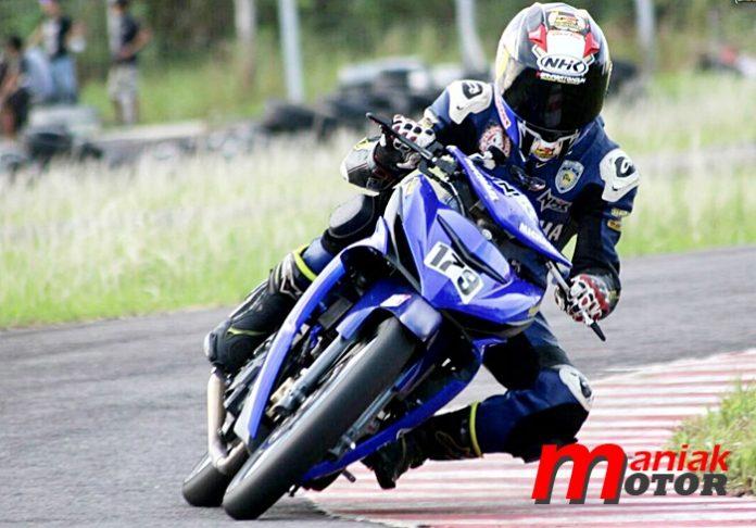 QQ Motorsport, Yamaha, Kalimantan. Region 4
