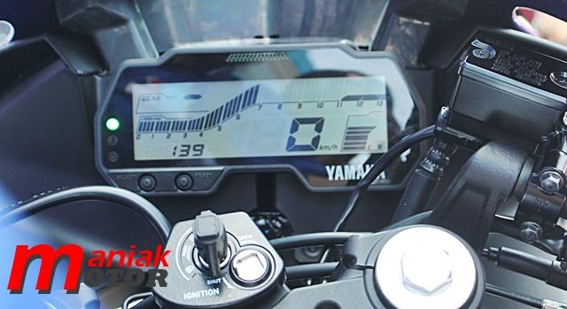 Yamaha, YZF-R15, Desain indikator