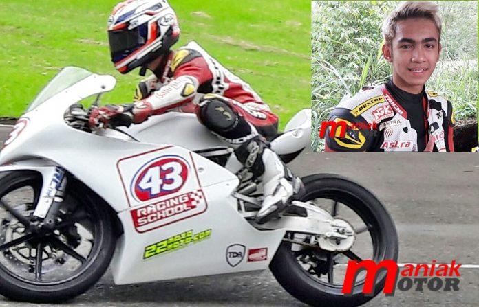 Andi Gilang, Moto3, Eropa