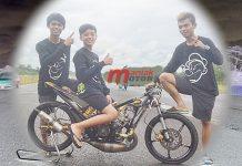 Cicangkal, Bali Queen, Trio Cebonk