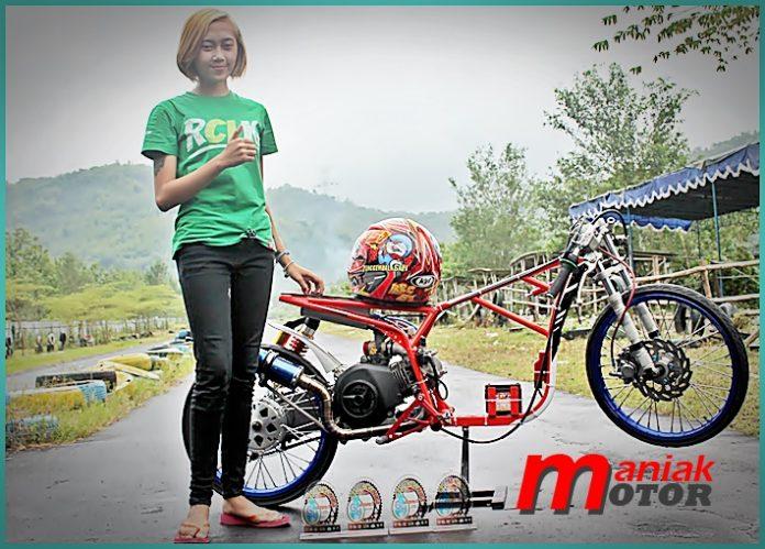 Nisa Ucil, Argha Racing, Yogya