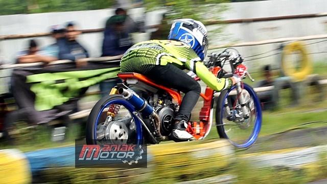 Nisa ucil, Yogya, Argha racing
