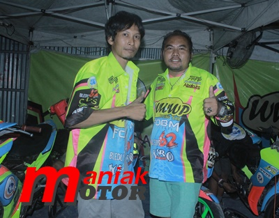 wawan, Joko, Roadrace