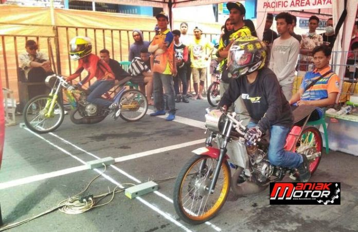 Drag Bike Purbalingga BSMC 8 Januari 2017
