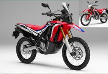 Honda, CRF250 Rally, adventure