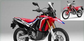 Honda, CRF250 Rally, adventure