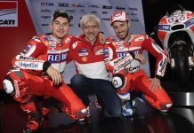 Lorenzo, Ducati, Gigi