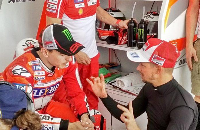 Lorenzo,Ducati, stoner, sepang