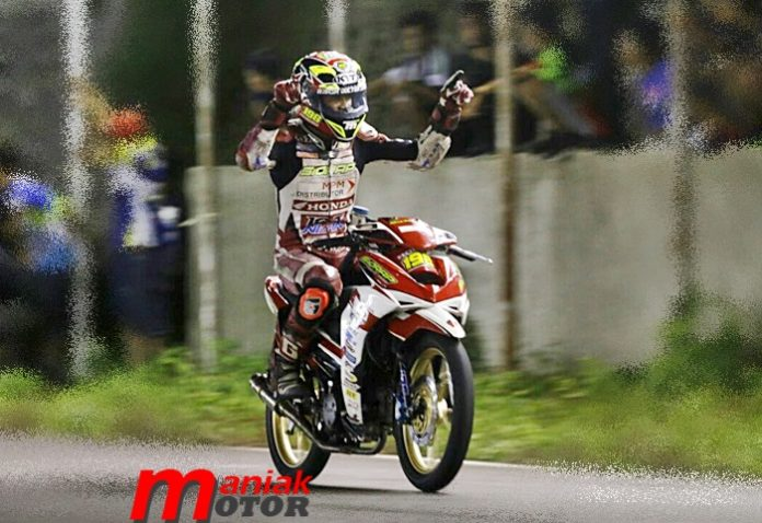 Sidrap, Night race, Sulsel