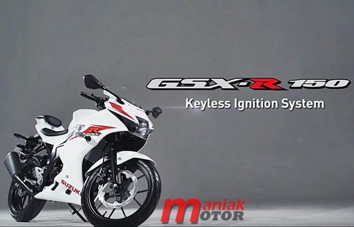 Suzuki, GSX-R150, MSK