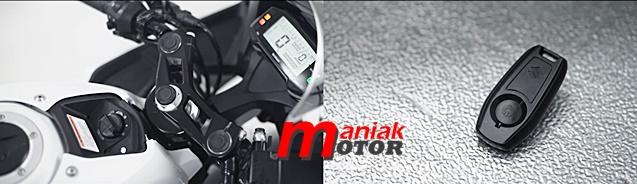Suzuki, GSX-R150, Remote dan MSK