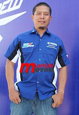 Yamaha, QQ Motorsport, Rafid Poppy