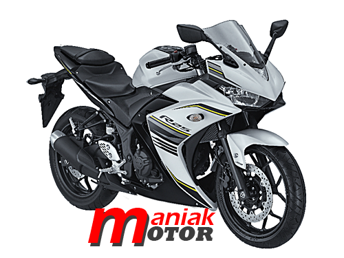 Yamaha, R-25, putih