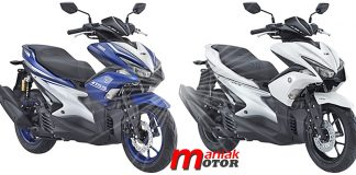 Yamaha, Aerox, 155 VVA