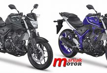 Yamaha, MT-25, baru