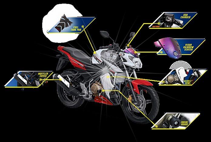 Yamaha, V-ixion, Penjualan 2016