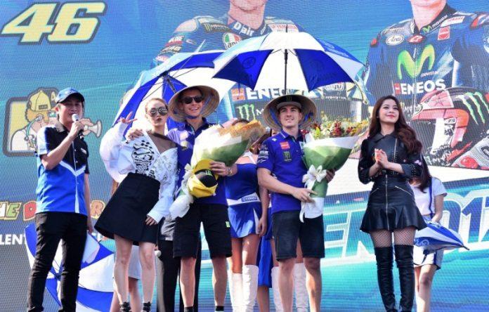 46 - 25 Rossi-Vinales Vietnam 2017
