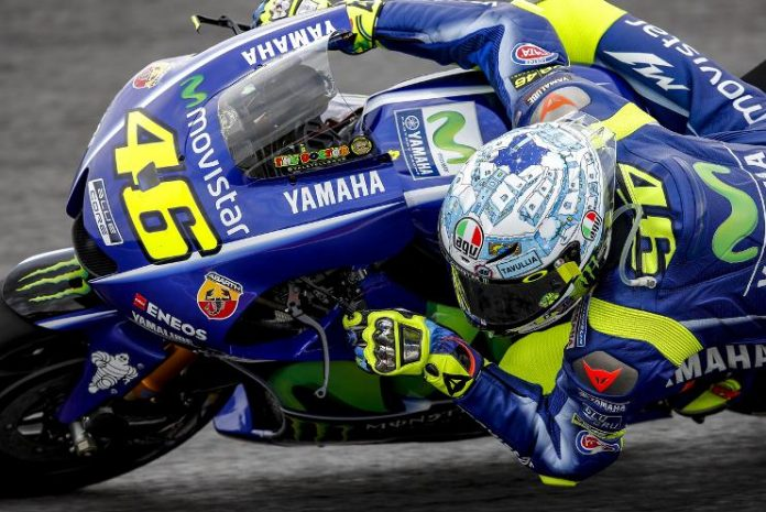 Valentino Rossi test Sepang 2017