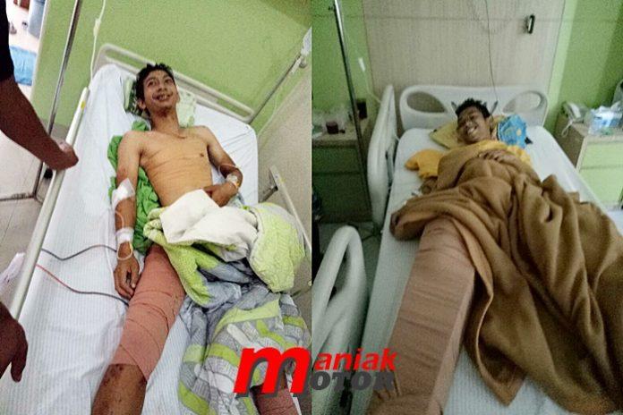 Bali queen, Bayu rio, kecelakaan