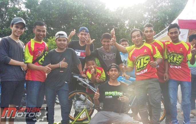 Tim Drag Bike HJS Babel