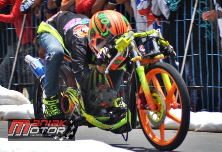 Drag bike X-Ride