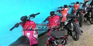 Drag Bike Wonosari 26 Februari 2017