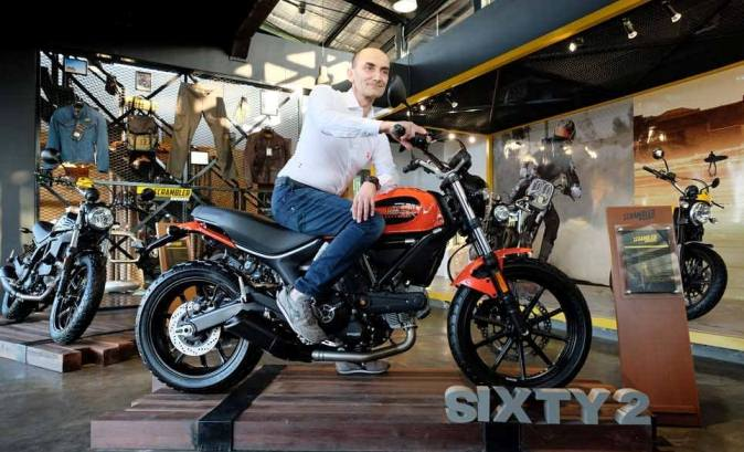 Ducati Indonesia Claudio Domenicali