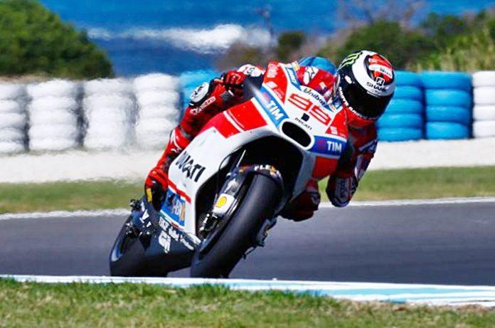 Ducati, Lorenzo, Pra tes, Lozail, Qatar